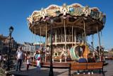 Honfleur Vintage Carousel