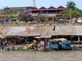 Lively Riverside Market