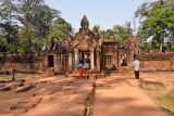 Banteay Srei Temple, Citadel of Women