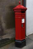 Scottish Mail Box