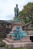 Lincoln Monument in Edinburgh