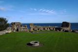 St Andrew's Castle Ruins
