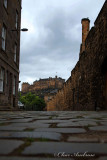 A different View of the Edinburgh Castle