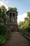 St Bernard's Well on the Water of Leith Pathway