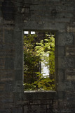 Through a Window at Armadale Castle
