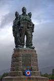 Commando Memorial Monument