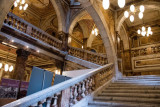 Marble Staircase in the City Chambers, Glasgow