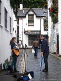 Street Musician, Ashton Lane