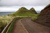 The Pathway Down to the Giant's Causeway