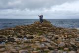 The Giant's Causeway Stones