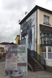The Saturday Matinee Mural