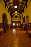 Corridor in Guildhall