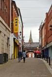 Street Scene in Derry