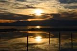 Sunset at the Salton Sea