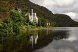 Reflections at Kylemore Abbey Estate