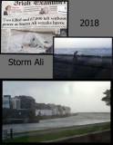 Deadly Storm in Galway