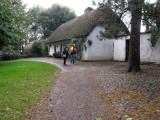 Folkloric Park at Bunratty Castle