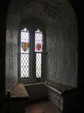 Window Alcove, Bunratty Castle