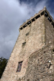 The Tower Where the Blarney Stone Resides.