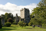 Blarney Castle From the Walkway