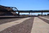 Train Tracks in Barstow