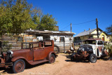 Rusting Cars