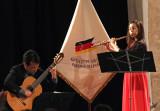 2017_03_29 Concierto Arie Duo: Juan Carlos Arancibia and Anita Farkas