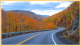 Autumn Along the Cabot Trail