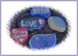 Helen's Message in Stone