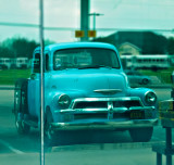Reflecection-1954 Chevy B500
