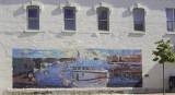 A harbor Mural