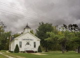 Bluff Springs United Methodist Church in South East Missouri.