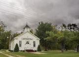 Bluff Springs United Methodist Church in South East Missouri.