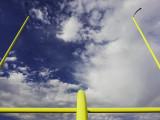 Goalpost view