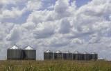 Texas Grain Silos