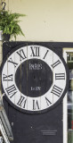 A clock from Paris?