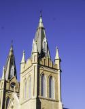 The Trinity Catholic Church, New Corn Hill, TX