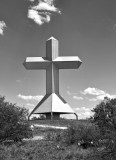Giant Cross, Ballinger, Texas