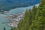 Juneau and Mendenhall