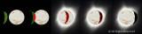 ABQ NM Chile Tortilla Eclipse