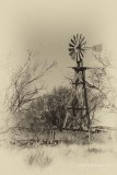 Just an Old Windmill