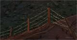 Stylized Barb Wire