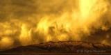 Fiery Skies over Sandia