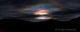Moonrise Over Sandias