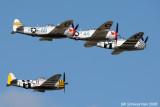 P-47s Thunder over Michigan