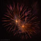 Theresienfest Hildburghausen 2016 - Feuerwerk 10