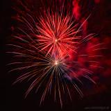 Theresienfest Hildburghausen 2016 - Feuerwerk 14