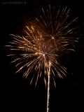 Theresienfest Hildburghausen 2016 - Feuerwerk 15