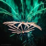 Theresienfest Hildburghausen 2016 - Feuerwerk 16