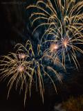 Theresienfest Hildburghausen 2016 - Feuerwerk 17